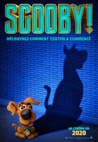 Scooby ! affiche