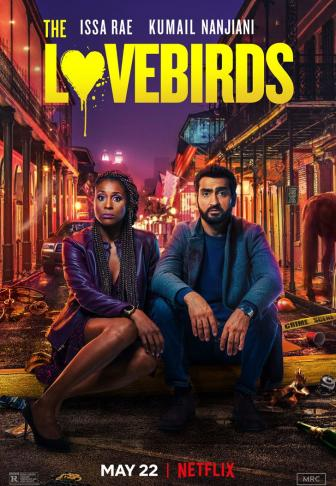 Affiche Lovebirds