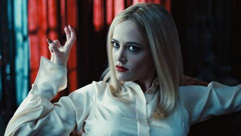 Eva Green dans Dark Shadows (2012)