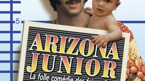 Nicolas Cage dans Arizona Junior (1987)