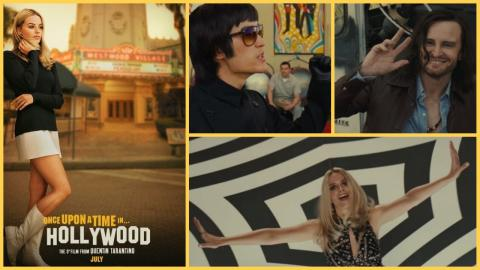 Quentin Tarantino va-t-il encore réécrire l'histoire dans Once Upon a Time in Hollywood ?