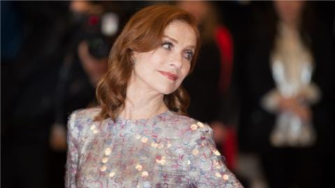 Huppert Cannes