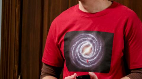 big bang sheldon t shirt