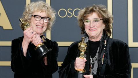 Oscars 2020 : Barbara Ling et Nancy Haigh (meilleurs décors pour Once upon a Time...in Hollywood)