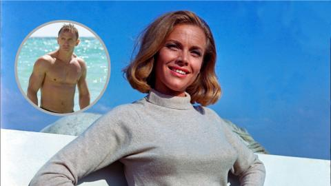 """Daniel Craig est le meilleur des James Bond"", selon la Bond girl Honor Blackman"