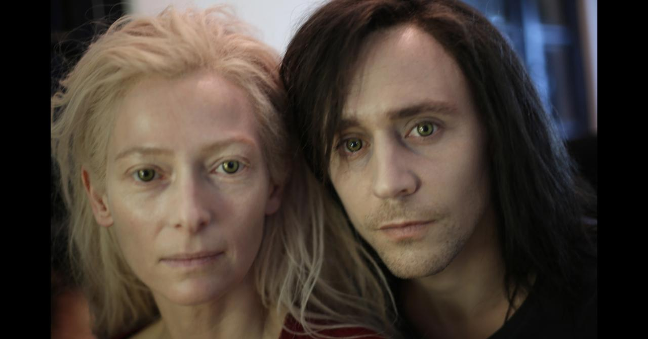Tilda Swinton dans Only Lovers Left Alive (2014)