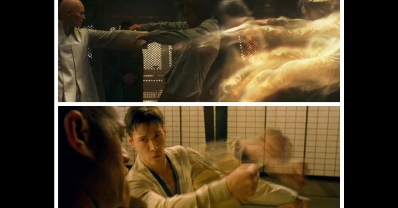 Doctor Strange/Matrix