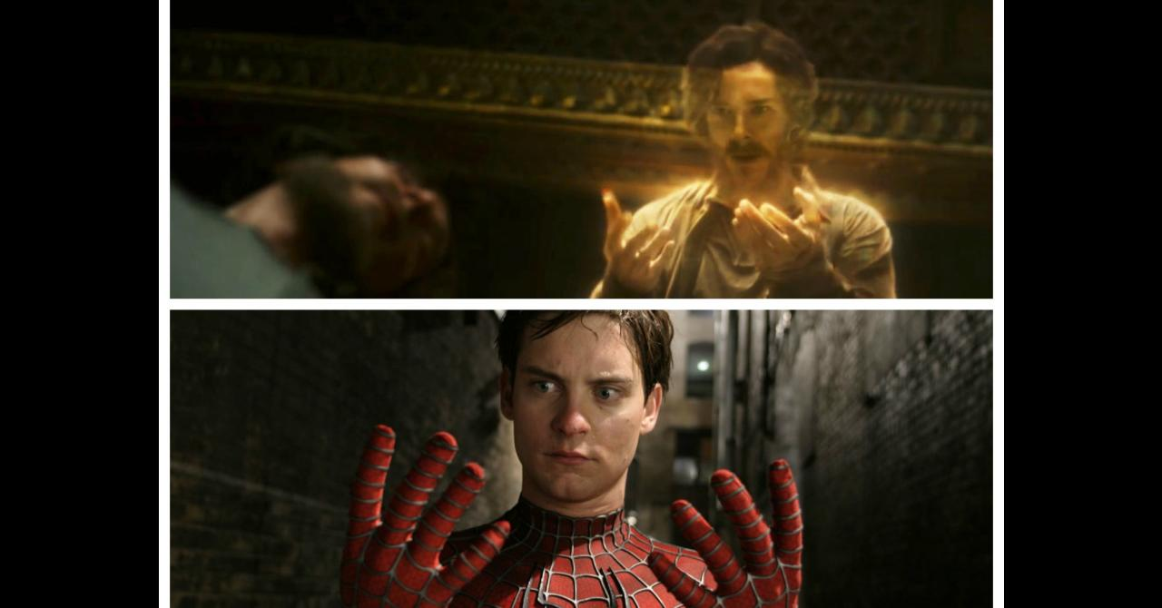 Doctor Strange/Spider-Man