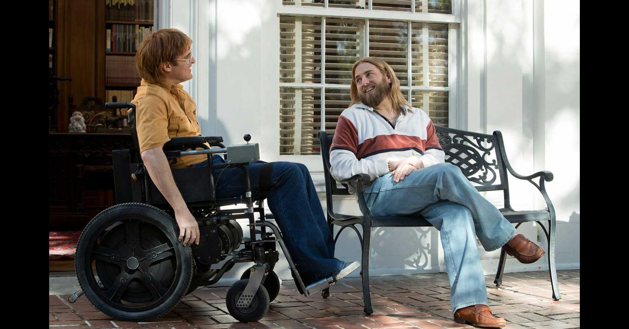 Don't worry, he won't get far on foot de Gus Van Sant