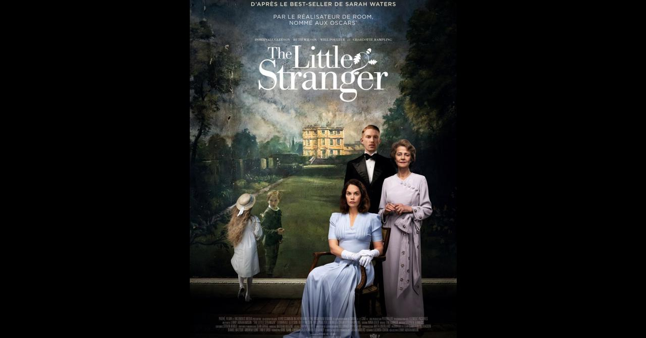The Little Stranger affiche