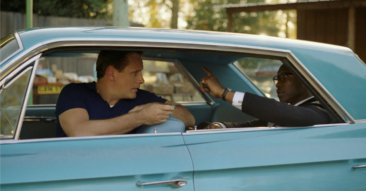 PREVIEW 2019 : 07.GREEN BOOK – SUR LES ROUTES DU SUD (PETER FARRELLY)