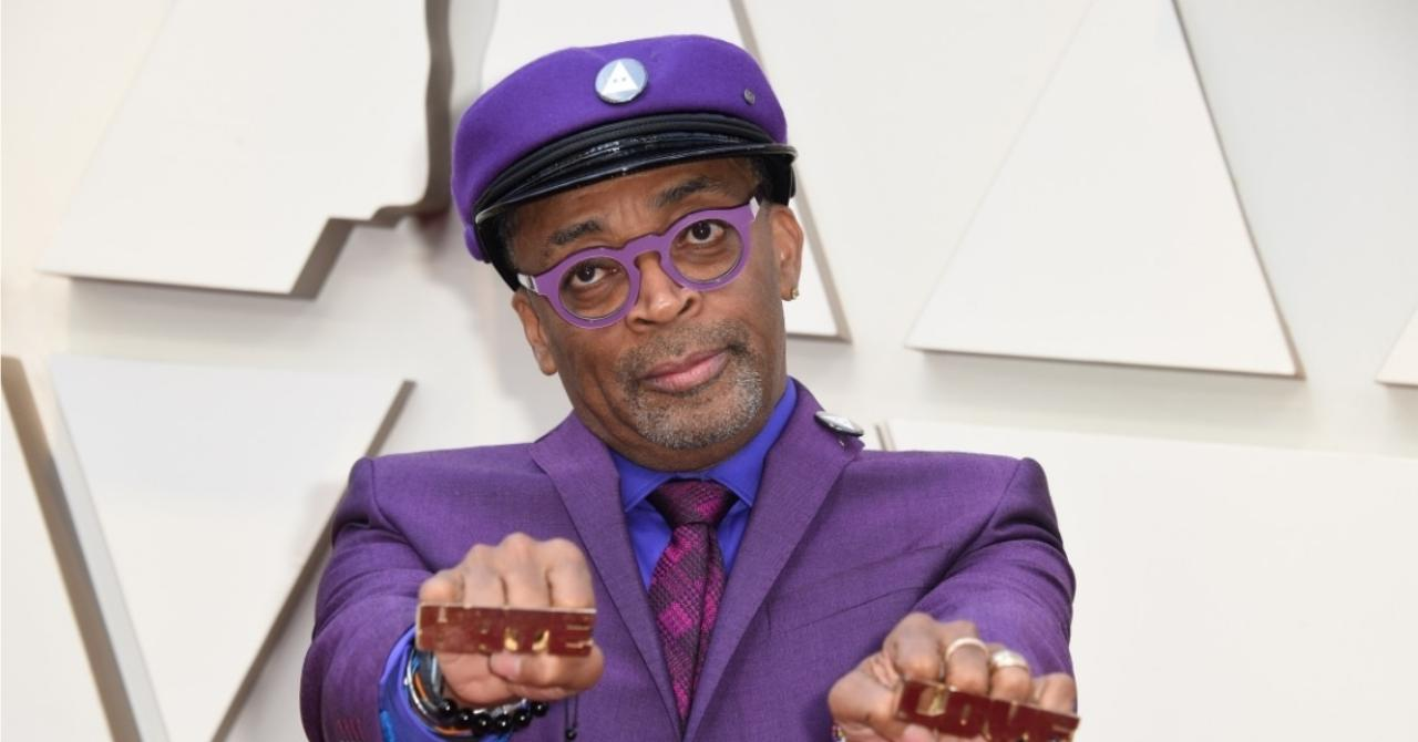 Oscars 2019 : Spike Lee sur le tapis rouge