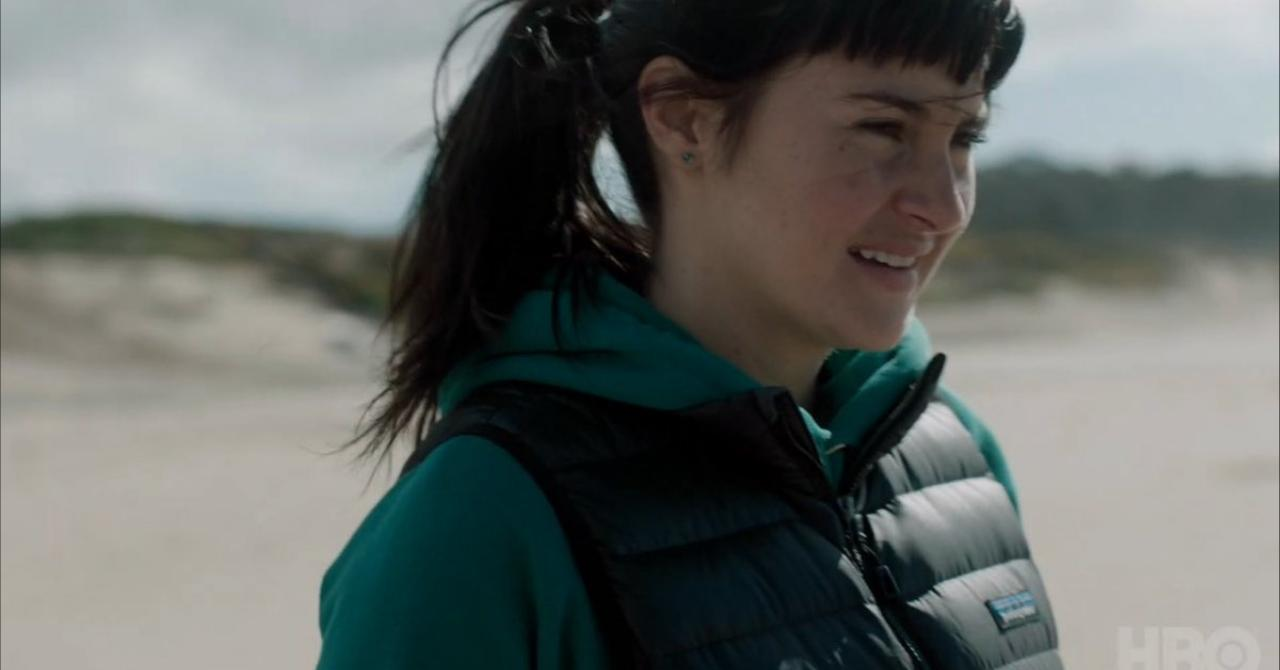 Shailene Woodley dans Big Little Lies saison 2