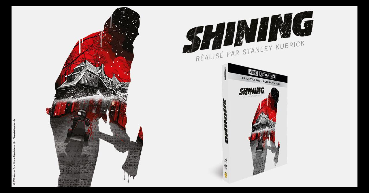 Shining restauration 4K