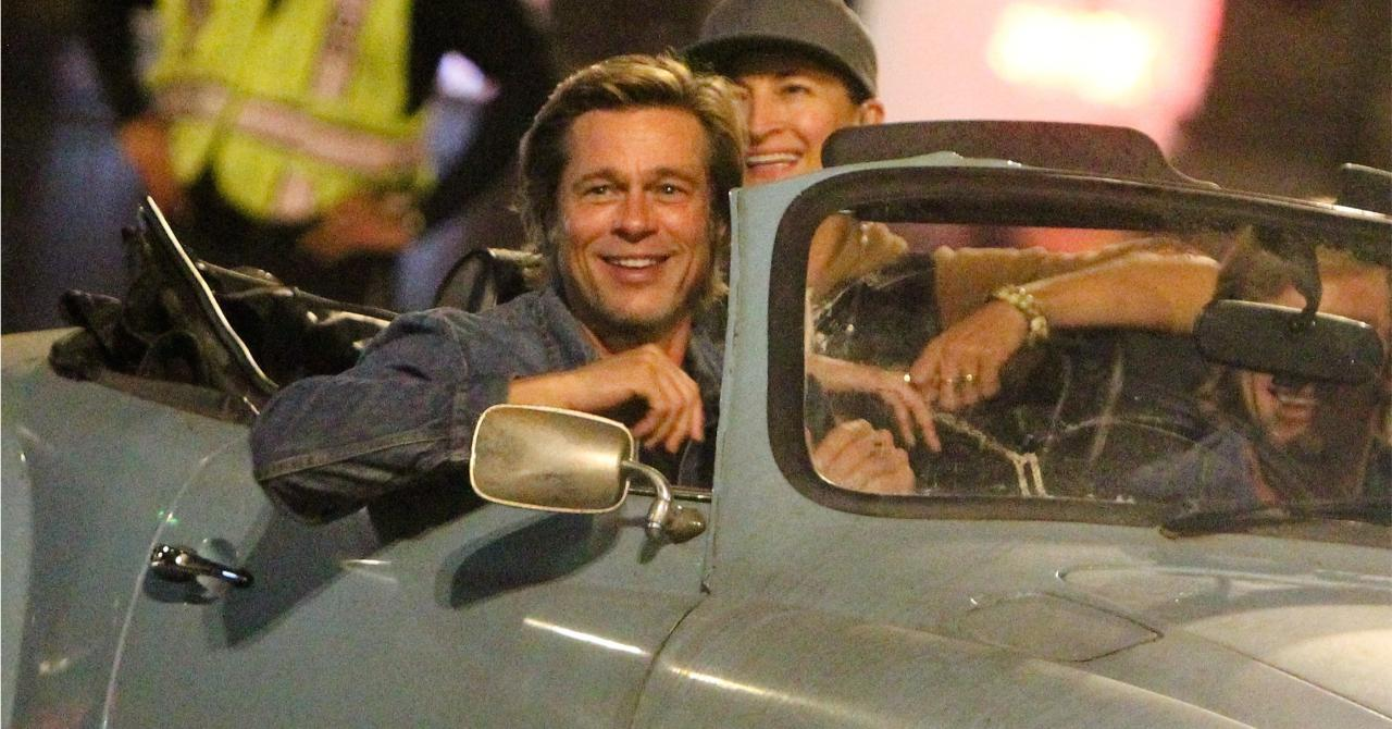 8. Brad Pitt a gagné 10 millions de dollars pour Once Upon a Time… in Hollywood
