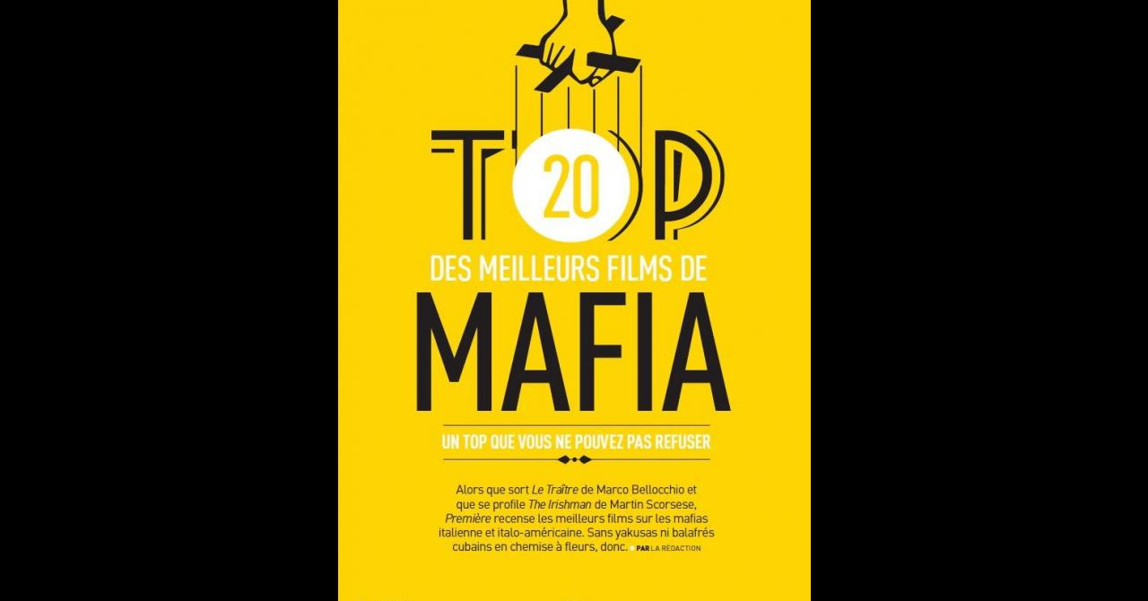 Top 20 des films de mafia