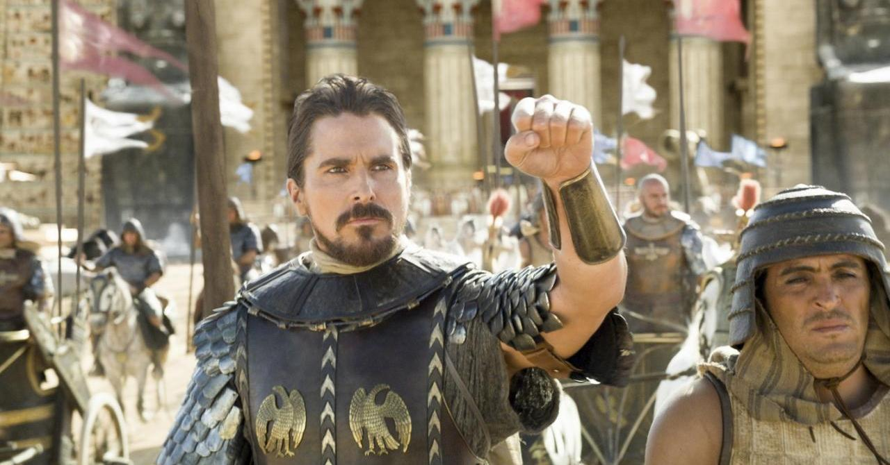 La version longue d'Exodus : Gods and Kings (2014)