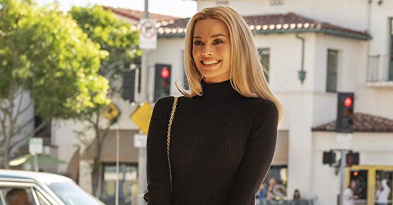 Margot Robbie Once Upon a Time in Hollywood