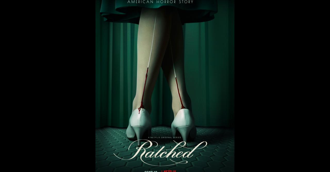La série Ratched dévoile son trailer glaçant — Netflix