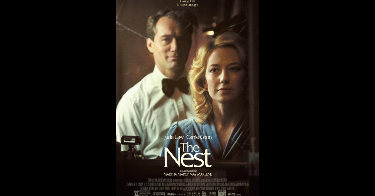 The Nest affiche