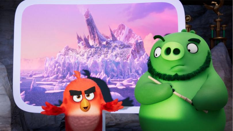 Angry Birds copains comme cochons