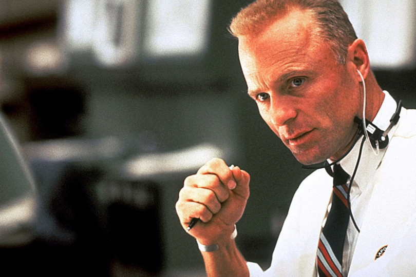 Ed Harris dans Apollo 13