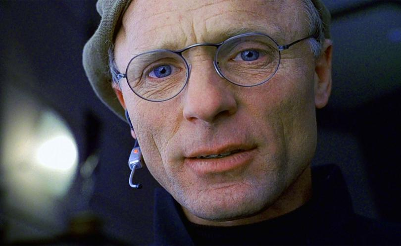 Ed Harris dans The Truman Show
