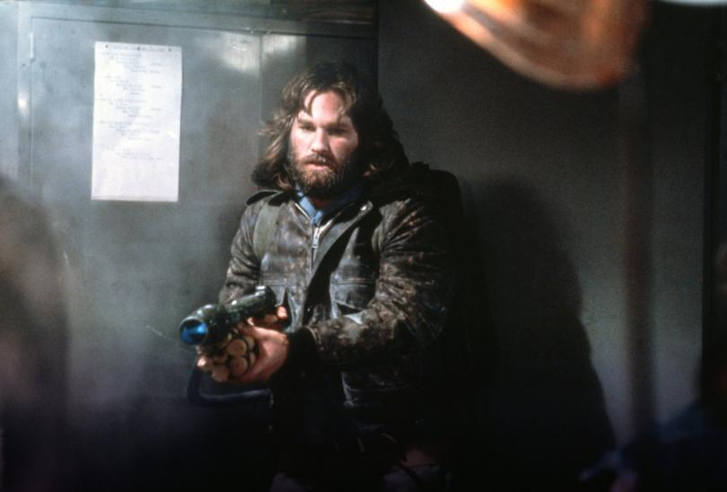 Kurt Russell dans The Thing